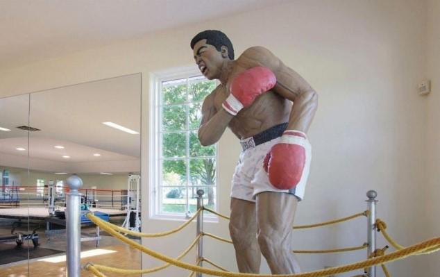 Muhammed Ali 'nin Muhteşem Evi ...