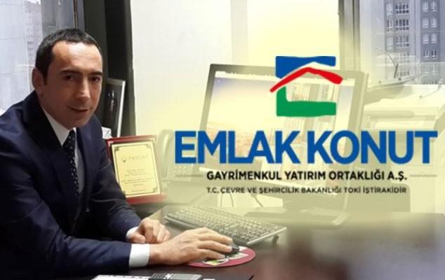 Emlak Konut GYO Yeni Genel Müdürü Hakan Gedikli