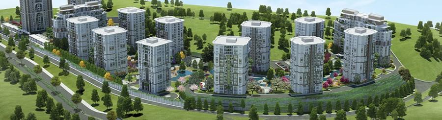 Bahçetepe İstanbul - Makro-Akyapı Ortak Girişim