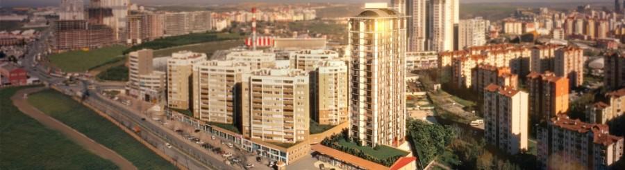 NLive Bahçeşehir - Özyurtlar İnşaat