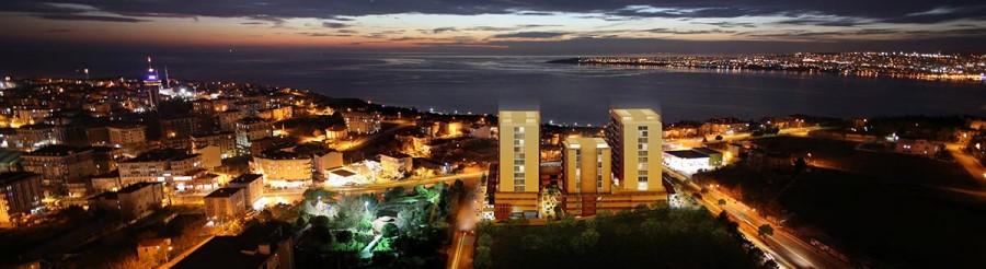 1Coastal City - Özyurtlar İnşaat