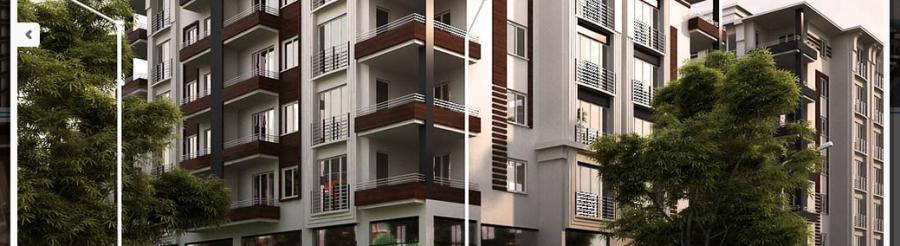Yeşil İnci Evleri - Yeşilyurt İnşaat Ltd.Şti.