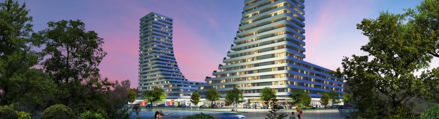 Harmony Towers - Eroğlu G.Menkul Geliştirme Ve Yatırım A.Ş.