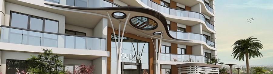 Cuento İstanbul - İnşa Mimarlık Ltd.Şti.