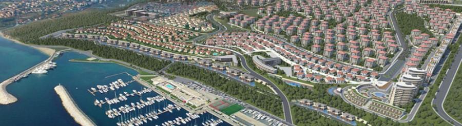 Deniz İstanbul Marina Evleri - Keleşoğlu Holding