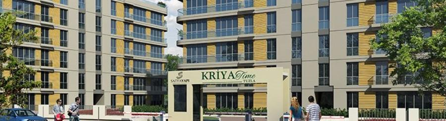 Kriya Time Tuzla - Satya İnşaat